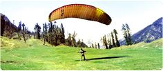 Paragliding in Manali >>>#Paragliding #Manali