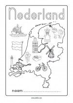Disney Coloring Pages, Spelling, Netherlands, Homeschool, Projects To Try, Bullet Journal, Map, Teaching, Embroidery
