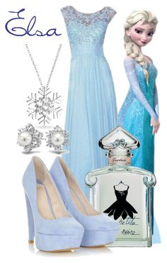 """""""Elsa: Prom"""" by elissa-mc ❤ liked on Polyvore featuring Bling Jewelry"""