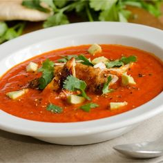 mexican food recipes : Mexican Soup or The Best Mexican Chicken Soup recipes Best Mexican Chicken Soup Recipe, Spicy Chicken Soup, Chicken Soup Recipes, Mexican Food Recipes, Healthy Recipes, Thm Recipes, Chili Recipes, Green Chicken Enchiladas, Chicken Enchilada Soup