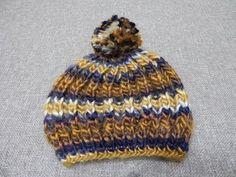 Gorro Crochet para cualquier medida, le aumenta 5 cadenas las veces que necesita o le disminuye 5 cadenas es muy practico el tejido y facil