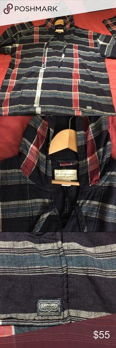 Polo Denim Supply hoodie Denim Supply multi color hoodie , worn twice . Ralph Lauren Shirts Sweatshirts & Hoodies