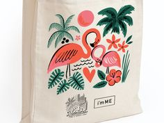 Forgot we finished this. At a select Florida West Elm location, they teamed up with i'mME to create totes to celebrate Mother's Day, and bring awareness to the Orphan Cycle. As we work very closely...