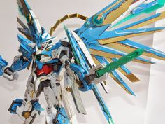 GUNDAM GUY: READERS FEATURE GUNPLA BUILD      We get a lot of requests to post gunpla builds from readers of our blog. We will be doing o...