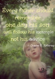 These moving and honest quotes by famous dads capture the joys of fatherhood like nothing else can. Best Dad Quotes, Fathers Day Quotes, Son Quotes, Family Quotes, Great Quotes, Life Quotes, Inspirational Quotes, Baby Quotes, Sister Quotes