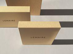Lemaire, Paris - Atelier Dyakova