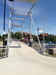 De Pere Riverwalk - 14 Fun Places to Visit Along The Fox River Trail in Brown County!
