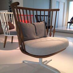 Nub Chair by Patricia Urquiola — NeoCon 2012