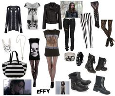 Effy Stonem clothes