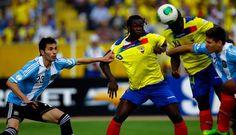 (Video) Ecuador gana a Argentina en casa!