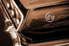 1963 Chevy Impala SS Sepia