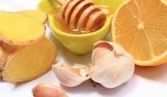 Remedio Casero para eliminar la grasa en la sangre, las infecciones y los resfriados
