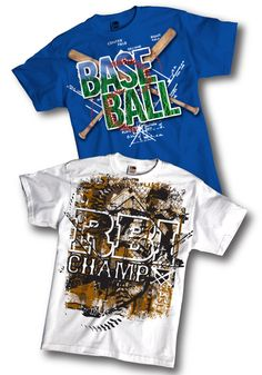 Baseball Graphic Ts