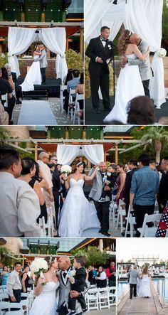M Resort Las Vegas Destination Wedding | KMH Photography | Las Vegas Wedding…
