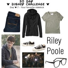 """""""Day 7: Riley Poole"""" by abbiepatterson on Polyvore"""