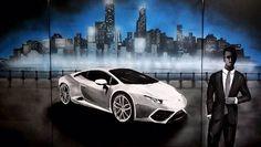Projekt: Lamborghini mit Skyline