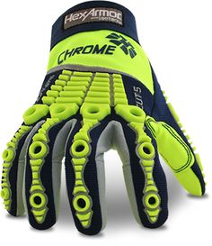 Chrome Series 4027 Cut Level 5 Work Gloves