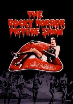 The Rocky Horror Picture Show (1975) This notorious horror parody -- a fast-paced potpourri of camp, sci-fi and rock 'n' roll, among other things -- tracks the exploits of naïve couple Brad (Barry Bostwick) and Janet (Susan Sarandon) after they stumble upon the lair of transvestite Dr. Frank-N-Furter (Tim Curry). The film -- a bizarre musical co-starring Meat Loaf and Richard O'Brien -- bombed in its initial release but later gained a cult following at midnight showings.