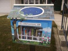 Free little library