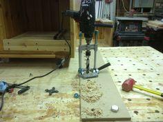 How I built an MFT style benchtop