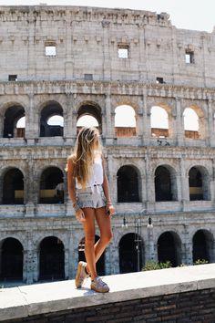 Coliseo, Roma @paulamekis