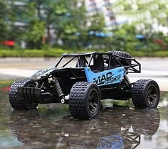 From 30.99 Rc Cars All Terrain Remote Control High-speed Telecar Offroad 2.4ghz 2wd Remote Control Monster Truck Christmas Gift For Kids And Adults