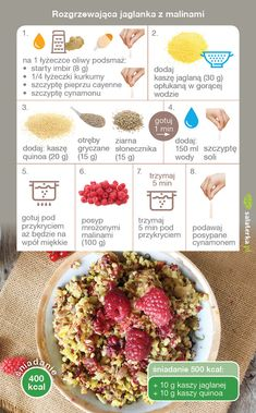 Vegan Recipes, Vegan Food, Quinoa, Lunch Box, Cooking, Breakfast, Food Ideas, Foods, Drinks