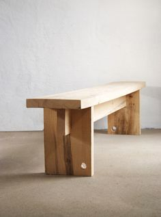 Holzbank eBook, Bauanleitung // tutorial, ebook for a wooden bench via DaWanda.com