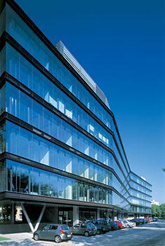Budova spoločnosti Ingsteel prináša poéziu high-tech 3