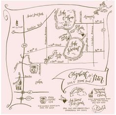 Meridies Map Philippas Wardrobe