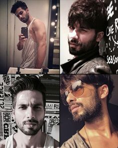 The good looking lad Shahid Kapoor who has recently tasted success with his film Haider is on a selfie spree these days. #selfie #shahidkapoor