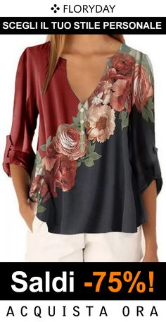 Plus Size T Shirts, Plus Size Blouses, Trendy Clothes For Women, Blouses For Women, Black Girl Fashion, Types Of Sleeves, Half Sleeves, Short Sleeves, Plus Size Fashion