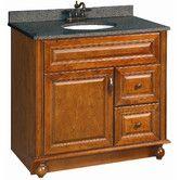 "Found it at Wayfair Supply - Montclair 36"" Single Door Cabinet Vanity Base"