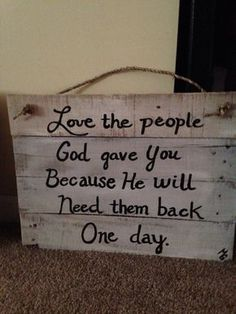 Wood Pallets Ideas Whitewashed pallet sign by JunkifiedTreasures on Etsy - White washed pallet sign. Size varies from inches wide x inches high. Sealed for protection Now Quotes, Sign Quotes, Great Quotes, Quotes To Live By, Motivational Quotes, Inspirational Quotes, Qoutes, Quotations, Message Positif