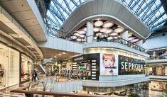Korona Kielce City Center, Shopping Mall, Interior, Kielce-Poland, Bose Interantional Planning and Architecture
