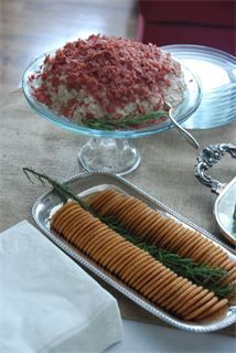 Cheese Ball Recipe The Kendal Catering Companies - Appetizers - Rockmart GA