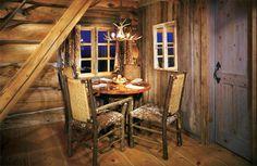 Cute lil' cabin!