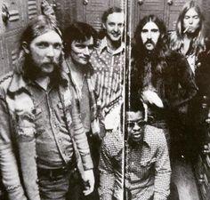 Allman Brothers, 1969