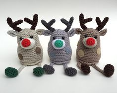 Amigurumi Little Reindeer-Free Pattern (Amigurumi Free Patterns)