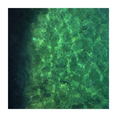 Turquoise clear sea water