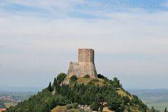 Rocca di tentennano - Castiglione D'Orcia (Siena). Juliet, de Anne Fortier