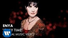 nice Enya - Only Time (Official Music Video) New Age Music, Music For You, Best Songs, Love Songs, Enya The Celts, Enya Music, Reggae Music, Acadie, Collection 2017