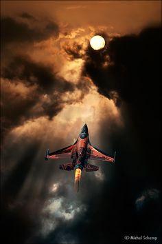 Royal Netherlands Air Force   Lockheed Martin (General Dynamics) F-16AM Fighting Falcon   J-015   RNLAF F-16 Demo Team