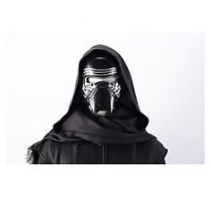 2015 Kylo Ren Mask Newest Star Wars 7 The Force Awakens Cosplay Cool ABS  Head Helmet For Adult Black With Mask 913d96d02
