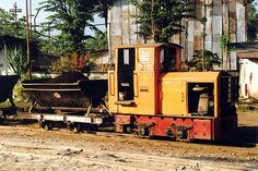 Narrow Gauge Diesels in Java's Sugar Mills (Part 1)