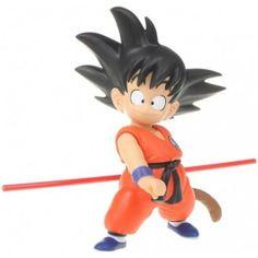 Figurka Saiyan Son Goku chibi 20 cm (Dragon Ball)