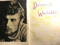60 twarzy Oli: BLOGI 1968 ROKU I TROCHĘ OLI W PAMIĘTNIKU EWY