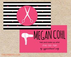 Hairstylist businesscards monogram grungy three tone business hairstylist businesscards monogram grungy three tone business card hair stylist business cards pinterest monograms business and cards colourmoves