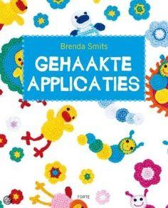 bol.com | Gehaakte applicaties, Brenda Smits | Boeken