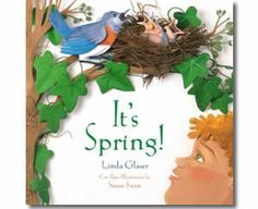 It's Spring ! by Linda Glaser. Spring books for children.
